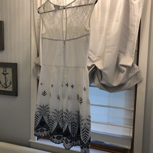 Mod Cloth picnic dress.